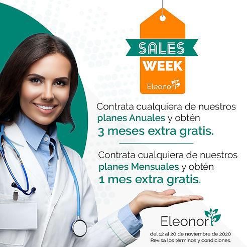 Sales week Eleonor