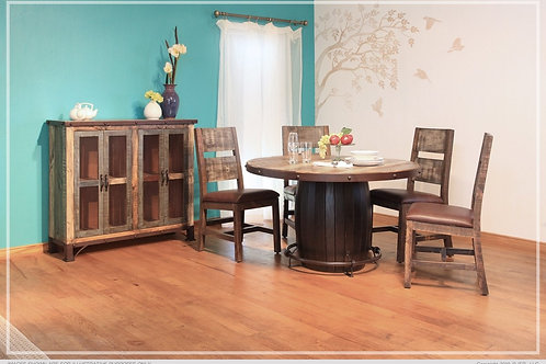 Asher Barrel Dining Collection