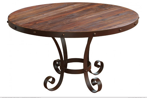 Asher Round Dining Table