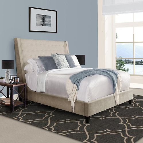 Ellie Upholstered Bed