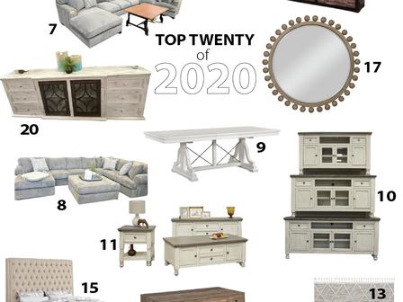 Top 20 of 2020