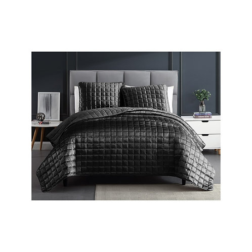 Lucy Graphite Bedding Collection