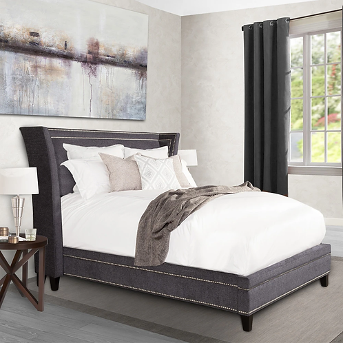Leigha Upholstered Bed