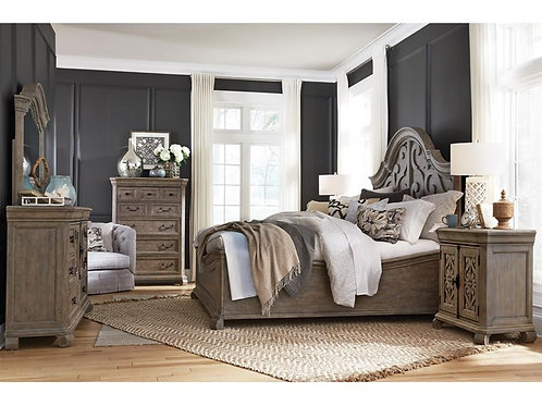 Boston Grey Bedroom Collection