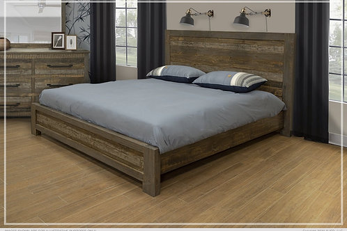 Landon Wood Bed