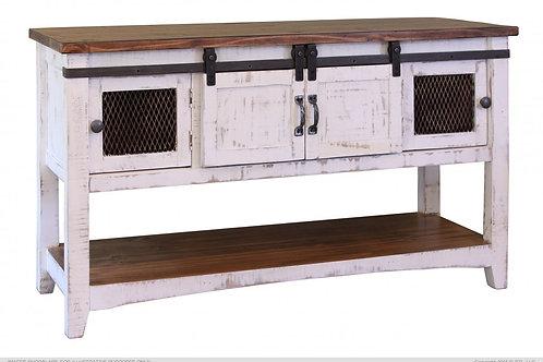 Stella White Sofa Table