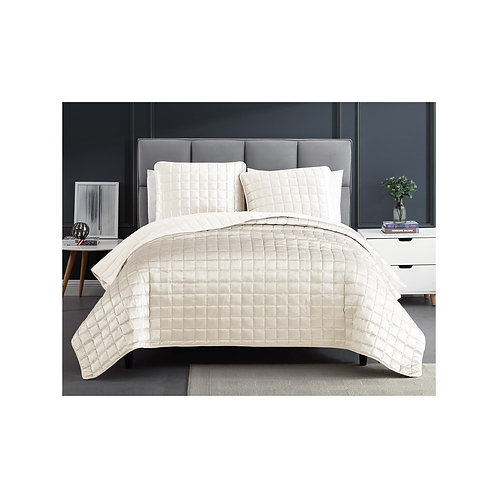 Lucy Ivory Bedding Collection