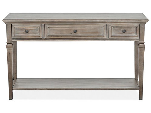 Boston Grey Sofa Table