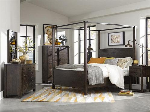Astoria Brown Bedroom Collection
