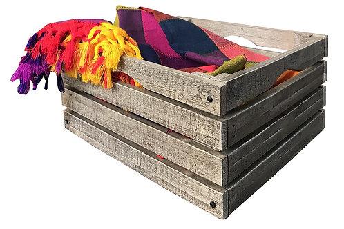 Skyler Wooden Crate