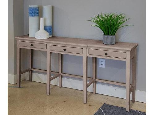 Helena Grey Console Sofa Table