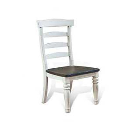 Abigail Ladder-back Wood Dining Chair