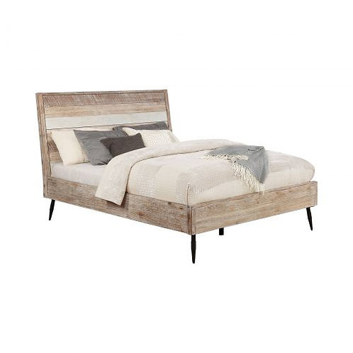 Aurora Wood Bed