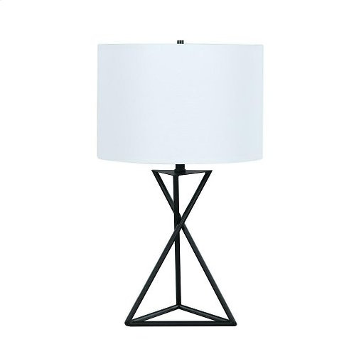 Black Accent Table Lamp