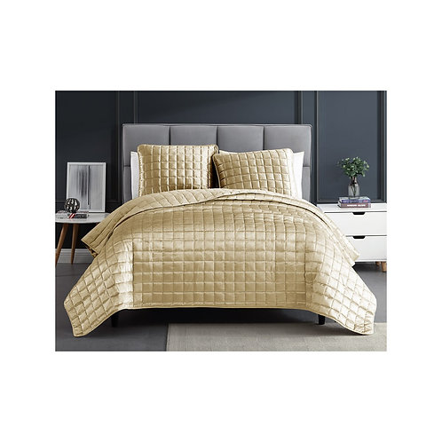 Lucy Gold Bedding Collection