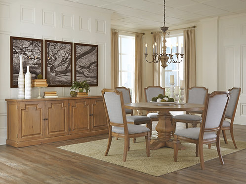 Farrah Round Dining Collection