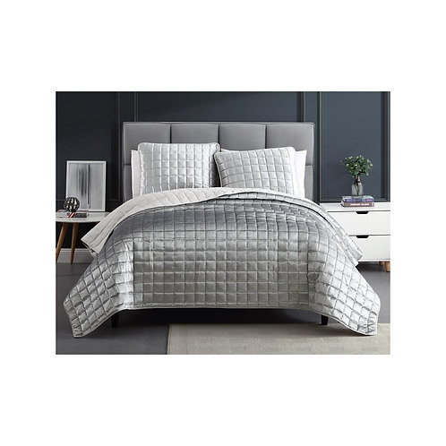 Lucy Silver Bedding Collection