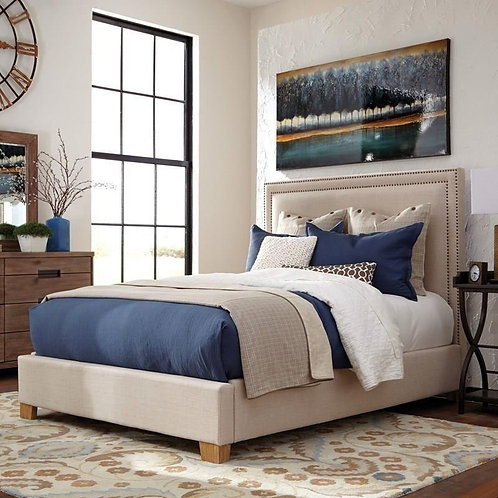 Grace Upholstered Bed