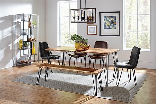 Rowan Live-Edge Dining Collection