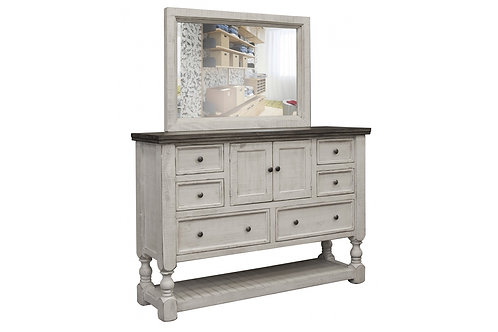 Skyler 6 Drawer, 2 Door Dresser