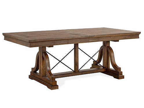 Helena Nutmeg Dining Table