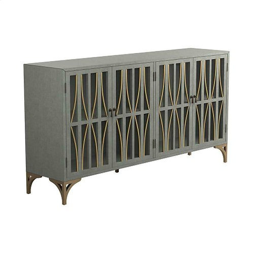Cecily Accent Cabinet