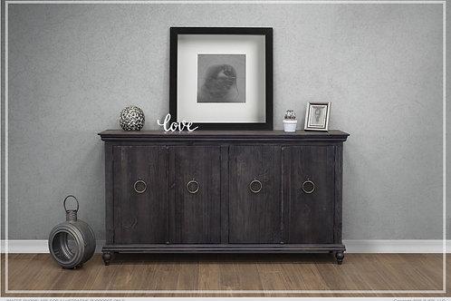Caprina Black Cabinet