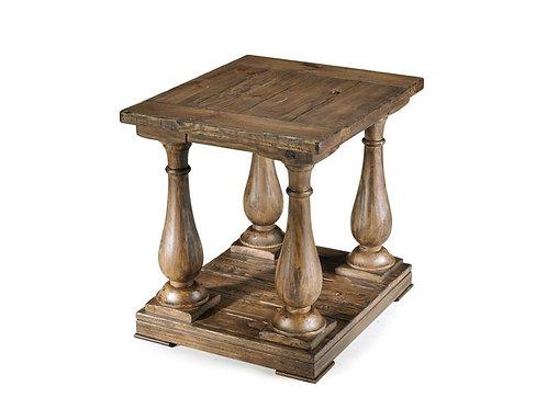 Derek Rectangular End Table