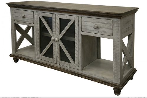 Flynn Grey Sofa Table