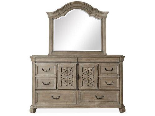 Boston Grey Dresser