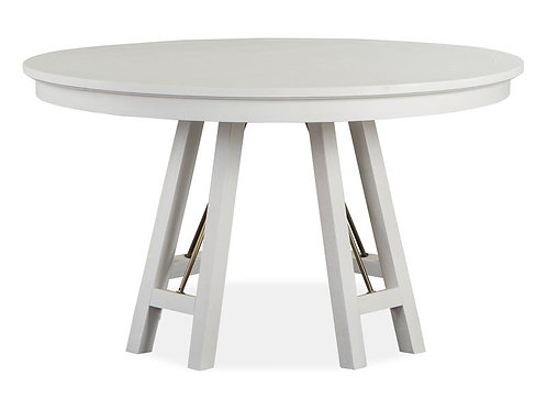Helena Chalk Round Dining Table