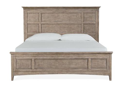 Helena Grey Storage Bed