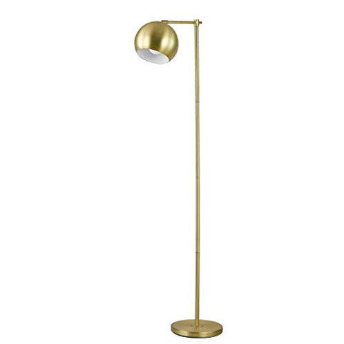 Brass Dome Floor Lamp