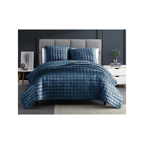 Lucy Blue Bedding Collection