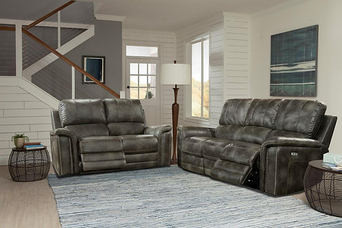 Ash Reclining Sofa Collection
