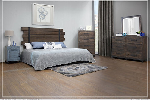 Uriah Bedroom Collection