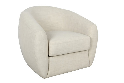 Dom Swivel Accent Chair
