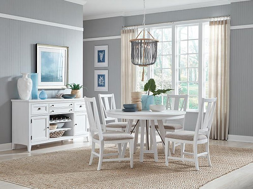 Helena Chalk Round Dining Collection