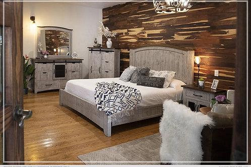 Stella Grey Bedroom Collection