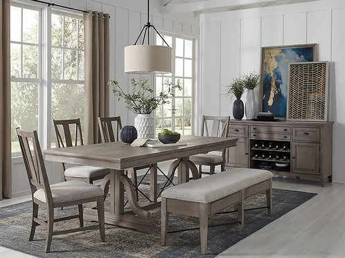 Helena Grey Dining Collection