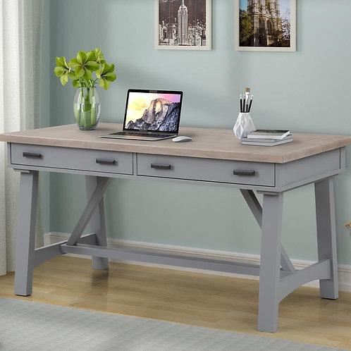Amber Grey Desk