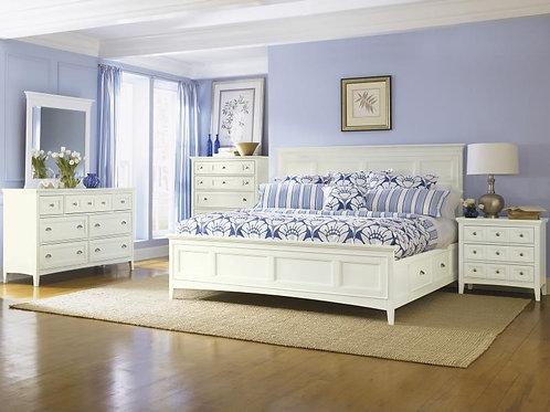 Helena Cream Bedroom Collection