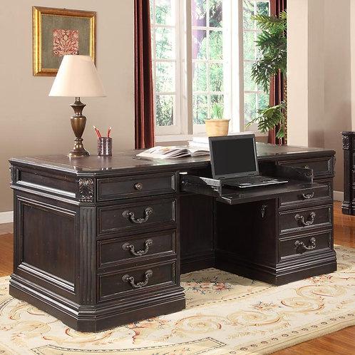 Sheryl Chocolate Executive Desk
