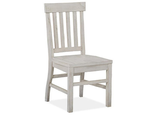 Boston White Dining Chair