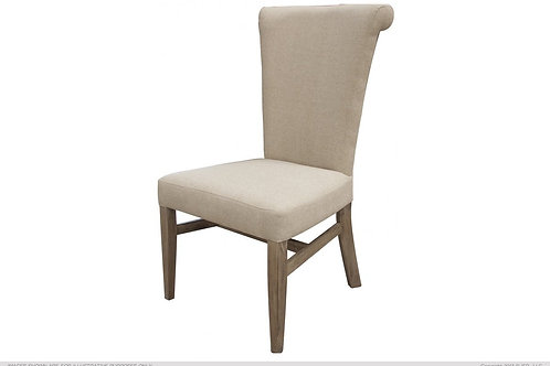 Britton Brown Upholstered Chair