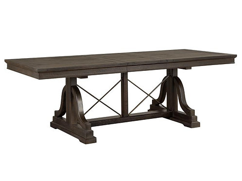 Helena Graphite Dining Table