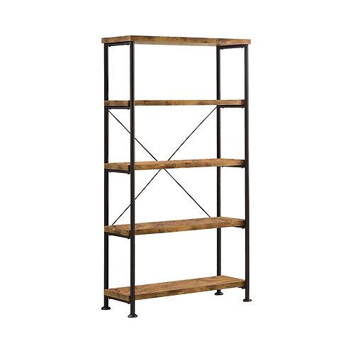 """Elena Nutmeg Bookshelf (31.5"""" & 60"""")"""
