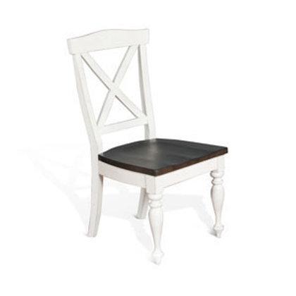 Abigail X-Back Dining Chair