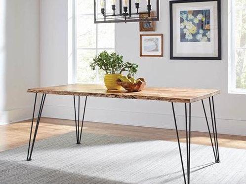 Rowan Live-Edge Dining Table