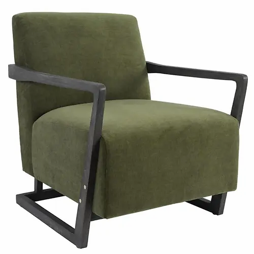 Connor Green Accent Chair